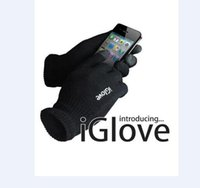 abc iphone - Hot High quality Unisex iGlove Capacitive Touch Screen Gloves for iphone S for ipad for smart phone iGloves gloves Socks retail pack ABC