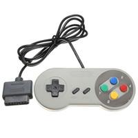Wholesale Game Controller Pad Joystick For Super Nintendo SFC SNES EGS_822