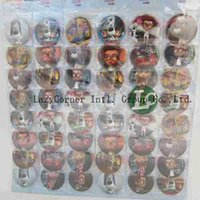 Wholesale High Quality Mr Peabody Sherman Children cartoon Badge rounded cm cute button badges