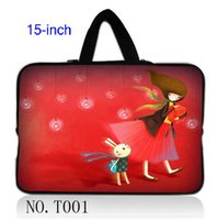 "Cheap Red Jimmy 15"" 15.4"" 15.6"" Cat Fish Neoprene Laptop Sleeve Bag Case Notebook Pouch Cover"