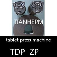 Wholesale Dies Punch Transformer stamp mould bar shape Single punch tablet press machine punch mould with stamp logo