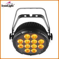 Wholesale Three years Warranty W in1 RGBWY UV LED PAR Light IP65 Waterproof Outdoor LED Par Lamp