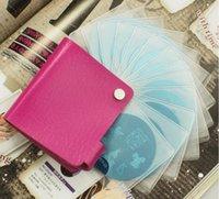 airbrush nail polish - Nail Art Stamp Plate Stamping Plates Cases Stamp Nail Stencil Polish Carimbo De Unha Sellos New Arrival Placas Airbrush