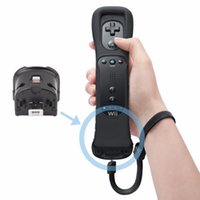 Wholesale Motion Plus Remote Wireless MotionPlus Adapter Sensor for Nintendo for Wii Remote Controller Wii Nunchuk White Black