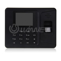 Wholesale A F260 Fingerprint Employee Attendance Time Clock ID Card Reader USB UK Plug