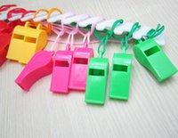 basketball gift ideas - Plastic whistle basketball referee whistle little dolphin gift ideas for children gift toys factory direct