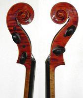 Wholesale Rare Cello Powerful Sound Nice Flame Strad Davidov Cello
