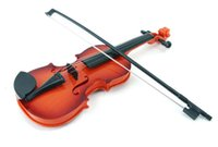Wholesale latest educational children can play the violin Plucked instruments infant children