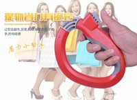 plastic bag carrier - Kitchen Gadgets One Trip Grip Locks bags together Grip Handle Carrier Tool Bag carry device