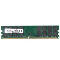 Wholesale Brand New GB DDR2 PC2 MHz For Desktop PC DIMM Memory RAM pins For AMD System High Compatible