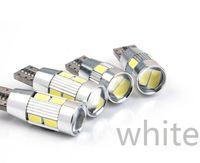 Wholesale Car Auto LED T10 W5W Canbus SMD LED Light Bulb No error led parking Fog light Auto No Error univera car light