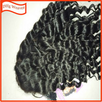 Wholesale MaMa Love Wigs Peruvian Deep Wave Deep Curly Lace Frontal wigs quot quot inches You Save Money