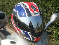 Wholesale Arai helmet RX RR5 Doohan Motorcycle helmet Run helmet Racing helmet Full face helmet Automobile racing helmet Motocross helmet