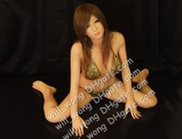 Wholesale 2014 New full solid silicone sex doll not inflatable doll real sex doll for men Jpanese sex doll sex products