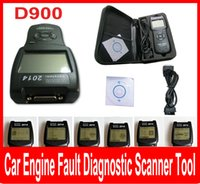 benz automobiles - D900 Automobile fault diagnosis instrument Car Read read code device decoding cardFor s store