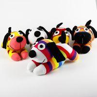 baby socks dog - Handmade stuffed sock monkey animals dog doll baby toys birthday gift