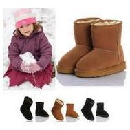 child boots - Lowest Price Kids ug Snow Boots Waterproof Warm Children Real Cowhide Australian Girls Boys Shoes Size