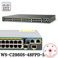 Wholesale New Cisco WS C2960S FPD L Switch PoE W x G SFP LAN Base