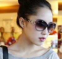 Cheap Designer Sunglasses for Women Fashion Plastic Sun Glasses Women Brand Top Quality UV400 Square Ornamental Adumbral Sunglasses 9509