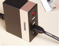ru - Original Remax Ming Series RU U1 Portable USB Charger Adapter Business Version USB Port m USA EU Standard Optional