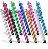 Wholesale ePacket Universal Stylus Touch Screen Pen For iPhone Samsung HTC LG Smart Cell Phone
