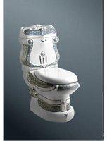 Wholesale Relief water closet ceramic split toilet sanitary toilet winnings A