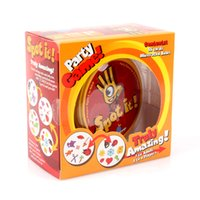 award paper - Christmas Toys Spot It Party Game Award winning game of visual perception for the whole family