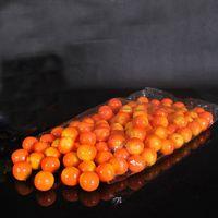 artificial fruit orange - Artificial Lifelike Mini Orange Fake Fruit Vegetable Model Party Home Decoration Teaching Props Child Education Fruits DIY Accessories