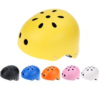 Wholesale Durable Skateboard Hip hop Extreme Sports Helmet Size M for Children Y1095