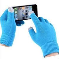 bamboo solutions - Warm to touch screen gloves touch screen gloves magic solutions dots screen gloves knitting