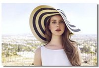 best del - Famous Singer Lana Del Rey Custom Best Nice Stylish Home Decor Fashion Modern Poster Size x76cm Wall Sticker