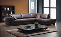 american furniture sectional - Sectional Modern Sofa Set new Design American Style L Shaped Genuine Leather corner sofas Set with Chaise Longue
