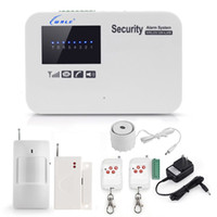 Wholesale Wireless GSM Autodial Security Burglar Intruder Alarm System House Office Hot
