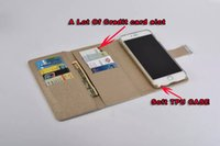apple oracle - Flip Wallet Leather Case Multi Function Oracle Magnet Card Slots Money Photo Frame Pouch Detachable For Iphone S Plus Skin Luxury