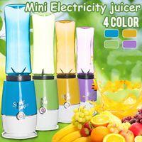 Wholesale Hot sale Multifunctional Mini juicer Fruit Machine Juice extractor mixer Perfect for smoothies Set EU Plug