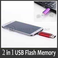 b flash memory - OTG PC Portable Extending Storage USB Flash Drive OTG Pen Phone Drives Memory GB GB Micro USB B male to USB A Female OTG USB