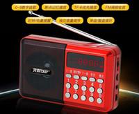 Wholesale Yushchenko kk62 small speaker microphone to listen to opera singing machine wireless card machine megaphone
