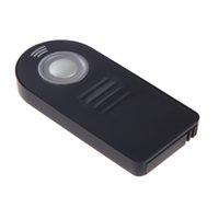 Wholesale New IR Wireless Infrared Shutter Release Remote Control for Nikon ML L3 D7100 D7000 D90 D3300 D3200 V3 V2 DSLR Camera D1356
