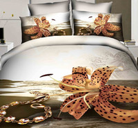 beach quilt cover - 3D Beach duvet cover bedding set quilt fitted cotton bed sheets sea floral california king size queen full double bedspread bedsheet