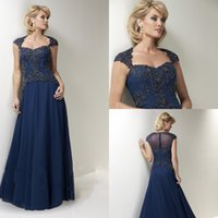 bead embroidered evening dress - Embroidered Mother s Dresses Capped A Line Sweetheart Beaded Appliques Hollow Back Beading Sequins Evening Formal Dress Mother s Gowns