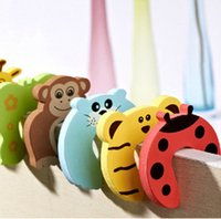 Wholesale 2015 Baby Safety Door Stopper Protecting Product Children Safe Anticollision Corner Guards baby Care