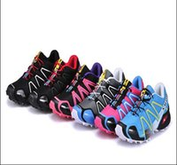 athletic climbing shoes - 2015 Womens Hiking Shoes Waterproof Outdoor Mountain Climbing Shoes Zapatos Trading Female Athletic Shoes Size Free door
