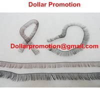 Wholesale Popular Best selling pieceslot doll accessories bjd eyelash Brown black dark brown W mm mm