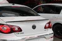 Wholesale Rear Trunk Spoiler For VW Passat CC PU Material IN STOCK