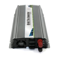 Wholesale 1000W Micro Grid Tie Solar Inverter VDC to V VAC On Grid Inverter