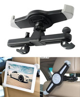Wholesale New hot selling New Car Back Seat Headrest Mount Holder For inch for Samsung for iPad air mini Tablet