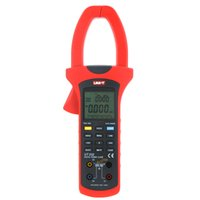 Wholesale UNI T UT232 Three Phase True RMS Digital Power Clamp Meters Auto Range w USB Interface Multimetro Multimeter