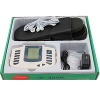 Wholesale Pulse Tens Therapy Massager Electrical Stimulator Body Relax Acupuncture Slipper pads JR