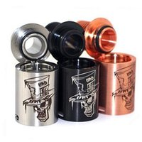 hatter - Mad hatter RDA RBA Clone mm with Wide Bore Drip Tip Mad hatter Rebuildable Atomizer vs Dark Horse Derringer rda for mini box mod DHL free