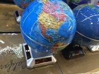 Wholesale Mini Solar Energy Powered Solar terrestrial globe Solar powered no need battery